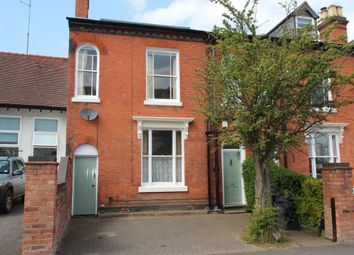 Thumbnail 4 bedroom end terrace house for sale in Vivian Road, Harborne, Birmingham