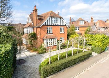 Thumbnail 6 bed detached house for sale in Battlefield Road, St. Albans, Hertfordshire