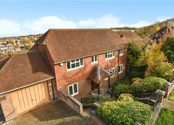 Thumbnail 4 bed detached house for sale in Pewley Bank, Guildford, Surrey
