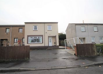 Thumbnail 3 bed end terrace house for sale in Dunearn Drive, Kirkcaldy, Fife