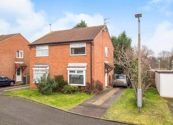 Thumbnail 2 bedroom semi-detached house for sale in Camdale Close, Beeston, Nottingham, .