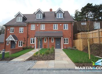 Thumbnail 3 bedroom end terrace house to rent in Harborne Square, Weather Oaks, Harborne