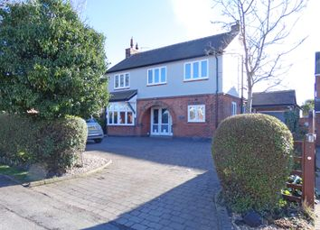 Thumbnail 4 bed detached house for sale in Leicester Road, Ravenstone, Coalville LE67, Ravenstone,