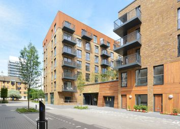 Thumbnail 1 bed flat to rent in Marine Wharf, London