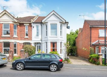 Thumbnail 4 bed semi-detached house for sale in Bullar Road, Southampton