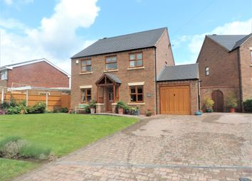 Thumbnail 4 bed detached house for sale in Puddle Hill, Hixon, Stafford