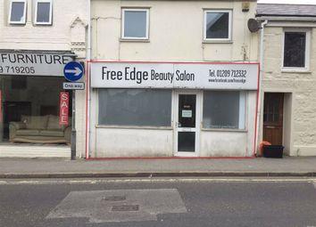 Thumbnail Retail premises for sale in 89, Trelowarren Street, Camborne