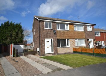 Thumbnail 3 bedroom semi-detached house to rent in The Charters, Barlby, Selby