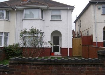 Thumbnail 4 bed semi-detached house to rent in Charlotte Street, Leamington Spa