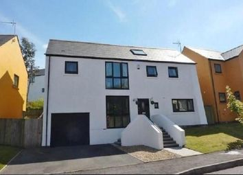 Thumbnail 4 bed detached house for sale in Duffryn Oaks Drive, Pencoed, Bridgend.