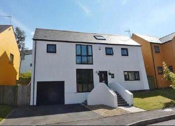 Thumbnail 4 bed detached house for sale in Duffryn Oaks Drive, Pencoed, Bridgend.