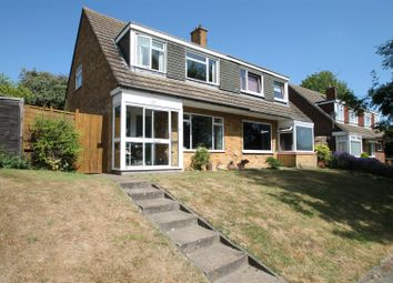Thumbnail 3 bed property for sale in Downs Road, Istead Rise, Gravesend