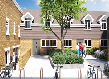 Thumbnail 1 bed flat for sale in Benson Road, Croydon