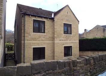 Thumbnail 3 bed detached house for sale in Armitage Road, Armitage Bridge, Huddersfield, West Yorkshire