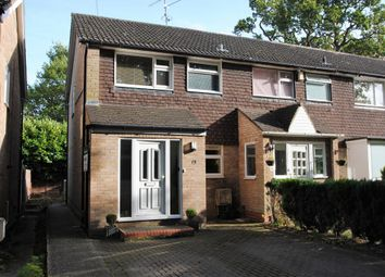 Thumbnail 3 bed end terrace house for sale in Maple Gardens, Yateley
