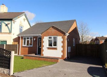 Thumbnail 2 bedroom detached bungalow for sale in Vale Street, Vale Street, Dudley