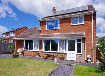 Thumbnail 3 bed detached house for sale in Holts Road, Newent