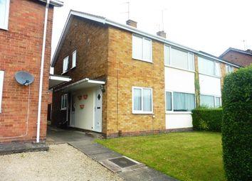 Thumbnail 2 bed flat to rent in Holly Bush Lane, Wordsley, Stourbridge