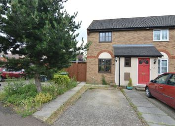 Thumbnail 2 bedroom end terrace house to rent in Hollybush Way, Cheshunt, Cheshunt, Hertfordshire