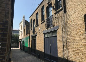 Thumbnail 1 bed mews house to rent in Peary Place, London
