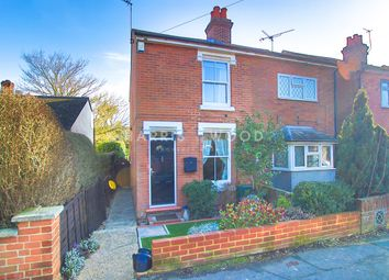 Thumbnail 3 bed semi-detached house for sale in King Coel Road, Colchester
