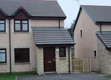 Thumbnail 2 bed semi-detached house to rent in Castledyke Road, Carstairs