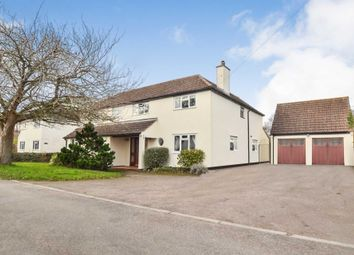 Thumbnail 4 bed detached house for sale in Homecroft Drive, Uckington, Cheltenham