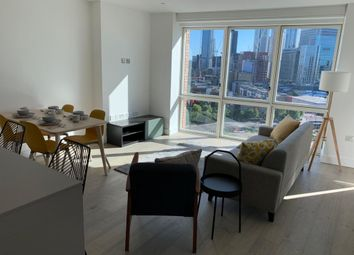 Thumbnail 1 bed flat to rent in Royal Captain Court, 26 Arniston Way, London