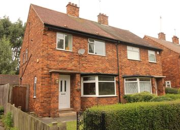 Thumbnail 3 bed semi-detached house for sale in The Parkway, Cottingham