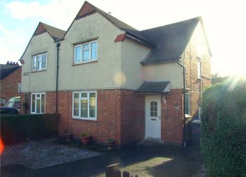 Thumbnail 3 bed semi-detached house for sale in Cheviot Street, Derby