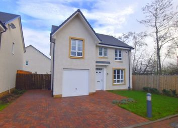 Thumbnail 4 bed detached house to rent in Drumgray Avenue, Uddingston, Glasgow