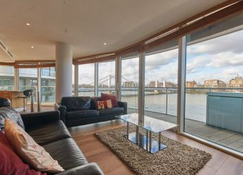 Thumbnail 2 bed flat to rent in Howard Building, Chelsea Bridge Wharf