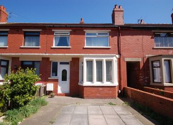 Thumbnail 3 bed terraced house for sale in Plumpton Avenue, Blackpool