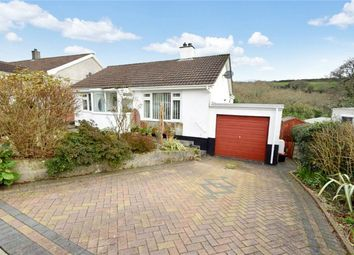 Thumbnail 2 bed detached bungalow for sale in Woodland Avenue, Penryn