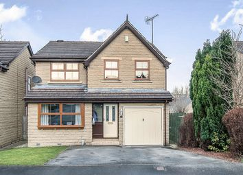 Thumbnail 4 bed detached house for sale in West End Drive, Cleckheaton