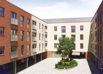 Thumbnail 2 bed flat to rent in The Foundry, Carver Street, Jewellery Quarter