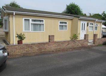 Thumbnail 1 bed mobile/park home for sale in Mill Stone Park (Ref 5321), Penyffordd, Flintshire, Wales