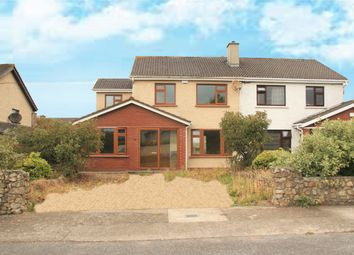 Thumbnail 3 bed semi-detached house for sale in 4 Sherwood, Carlow Town, Carlow