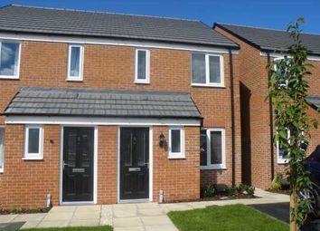 Thumbnail 2 bed semi-detached house to rent in Buttercream Drive, Woodston, Peterborough