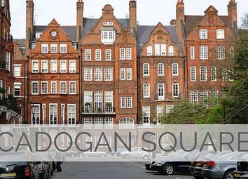 Thumbnail 6 bed terraced house to rent in Cadogan Square, Knightsbridge