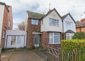 Thumbnail 3 bed semi-detached house for sale in George Street, Arnold, Nottingham