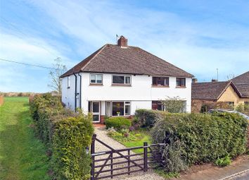 Thumbnail 3 bed semi-detached house for sale in Hill Rise, Woodstock, Oxfordshire