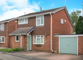 Thumbnail 4 bed detached house for sale in Buckland Gardens, Calmore, Southampton