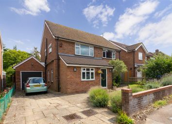Thumbnail 4 bed detached house for sale in Cloisters Road, Letchworth Garden City