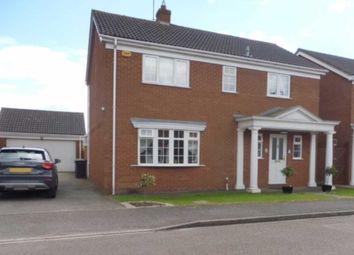 Thumbnail 4 bed detached house for sale in Willow Springs, Cranfield, Bedford