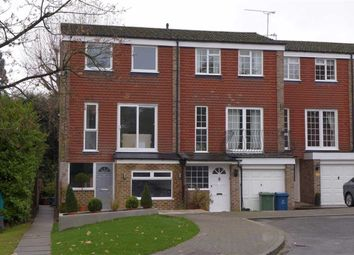 Thumbnail 3 bed terraced house for sale in Acacia Close, Stanmore, Middlesex