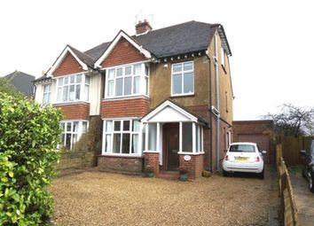 Thumbnail 4 bed semi-detached house to rent in Quakers Hall Lane, Sevenoaks