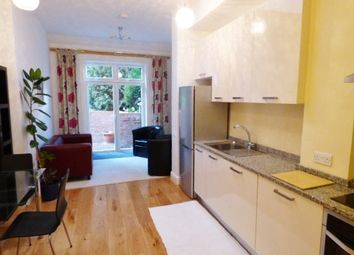 Thumbnail 3 bed flat to rent in Whitehall Park, Archway