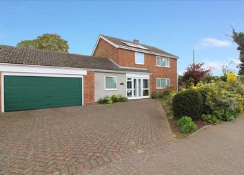Thumbnail 4 bed detached house for sale in The Street, Holbrook, Suffolk