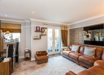 Thumbnail 4 bed town house for sale in Genas Close, Ilford